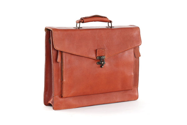 Conductor Facelift Bag Cognac