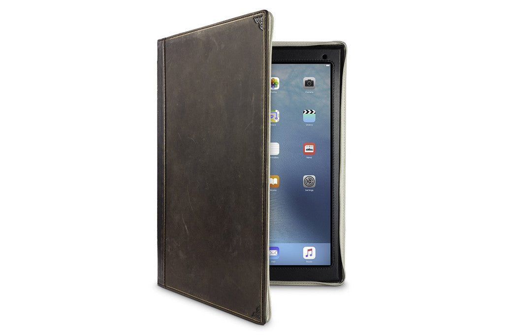 Image of   BookBook iPad 12.9 Brun