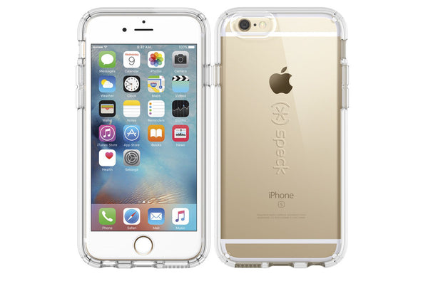 iPhone 6 / 6s cover Candyshell Clear