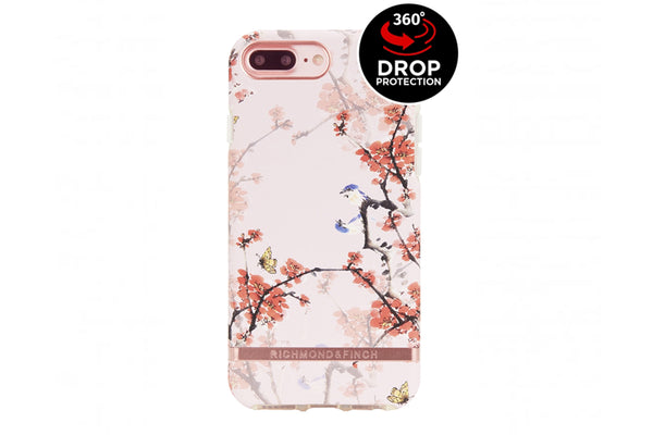 R&F Cherry Blush iPhone 6/6s Plus, iPhone 7/8 Plus