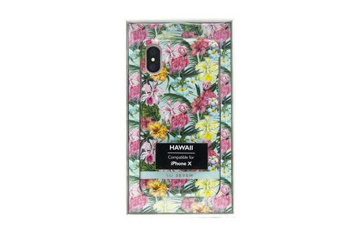 SoSeven Hawaii Flamingo iPhone X/Xs