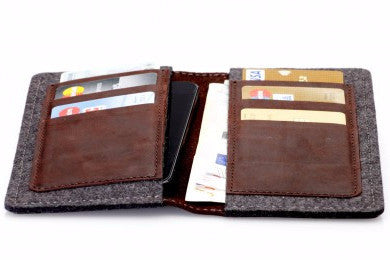 Image of   G.Wallet Iphone 6s / 7 / 8 Brun