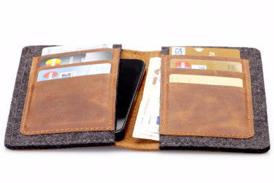 G.Wallet Iphone 6s / 7 / 8  Camel