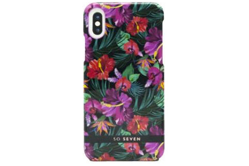 SoSeven Hawaii Lilla iPhone X/Xs