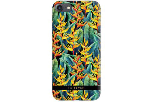 so seven Soseven hawaii gul iphone 6/6s/7/8/se fra coverme