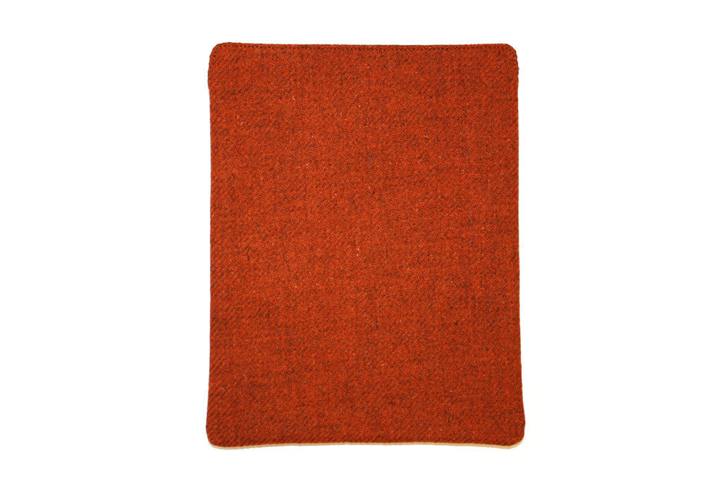 iPad cover i Tweed - Royal RepubliQ - Orange Front