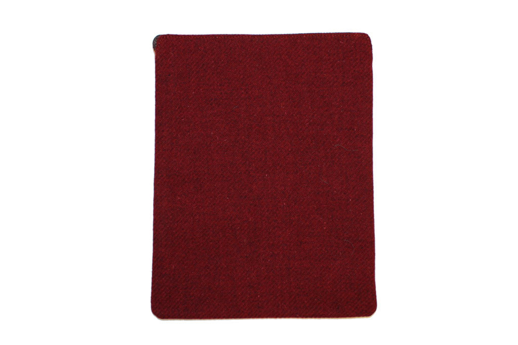 iPad cover i Tweed - Royal RepubliQ - Vinrød