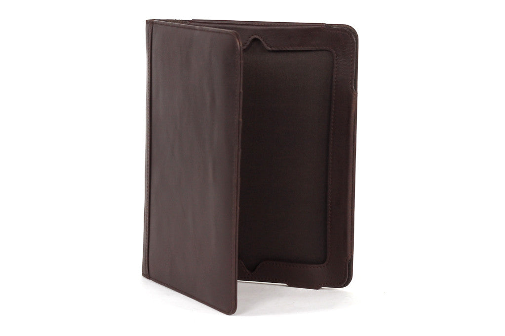 iPad mini cover i læder Sort