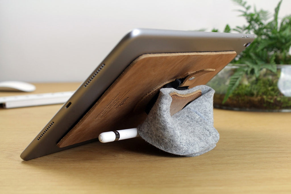 iPad TapStrap holder - Blonde