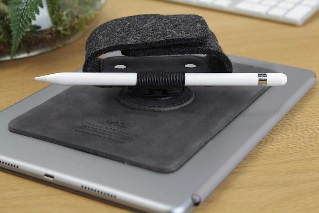 iPad TapStrap holder - Black