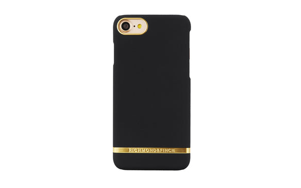 R&F Black Satin iPhone 7/8