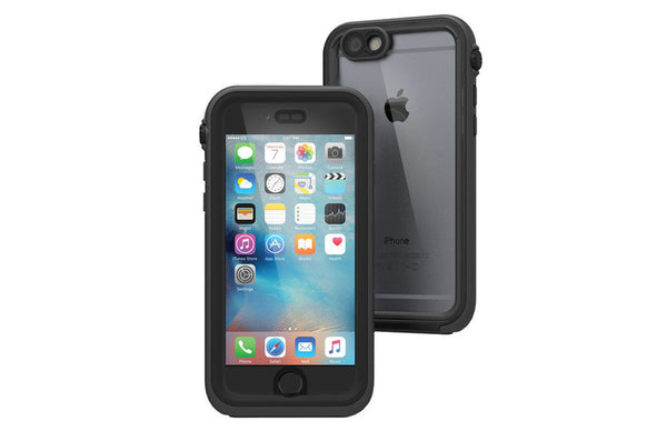 Waterproof case iPhone 6/6s Plus Sort