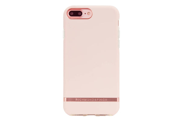R&F Pink Rose iPhone 6/6s Plus iPhone 7/8 Plus