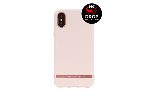 R&F Pink Rose iPhone X/XS