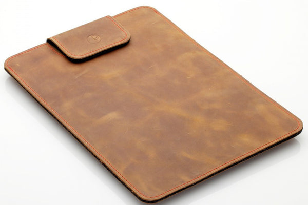 "Macbook 11"" Air Sleeve Camel"