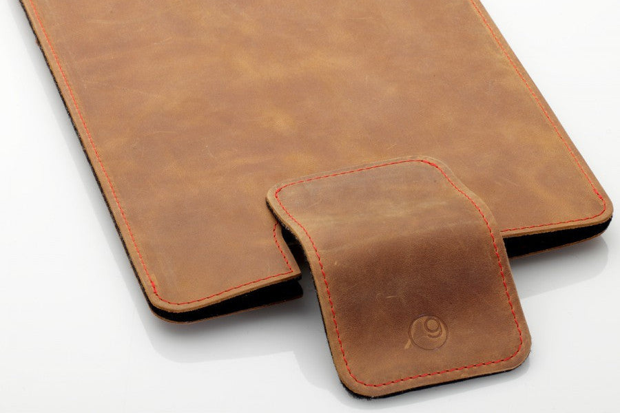 "Macbook 13"" Pro/Air Sleeve Camel"
