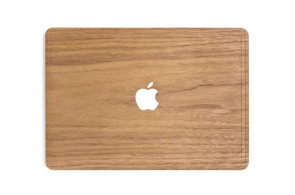 "MacBook 15"" Retina EcoSkin Cover Valnød"