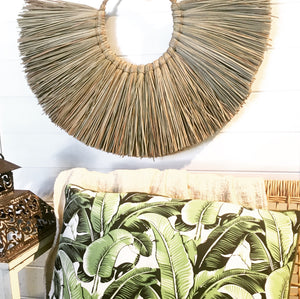 Alia Sea Grass Wall Hanging