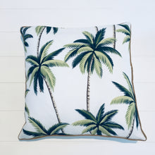 Load image into Gallery viewer, Canggu Palm Tree Cushion Cover