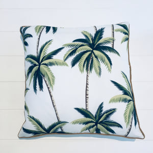Canggu Palm Tree Cushion Cover
