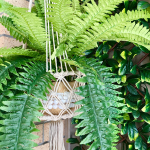 Macrame Pot Plant Holder