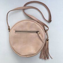 Load image into Gallery viewer, Kendall Round Leather Bag
