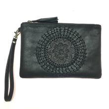 Load image into Gallery viewer, Sahara Leather Clutch