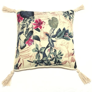 Tropical Sage Cushion Cover