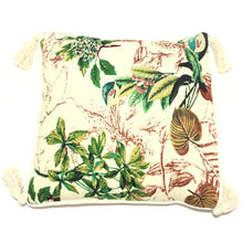 Load image into Gallery viewer, Tropical Forest Cushion Cover