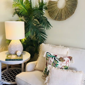 Tropical Forest Cushion Cover