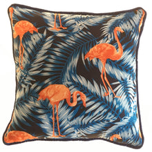 Load image into Gallery viewer, Flamingo Cushion Cover