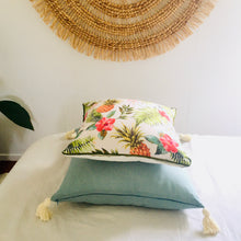 Load image into Gallery viewer, Pineapple Tropical Cushion Cover
