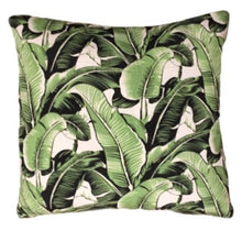Load image into Gallery viewer, Palm Leaf Cushion Cover
