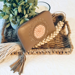 Mahia Leather Purse