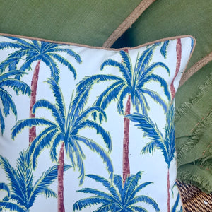 Komune Palm Tree Cushion Cover