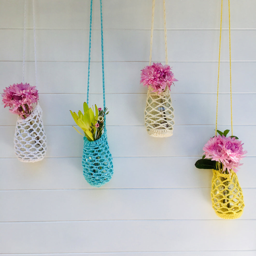 Crochet  Bottle Holders
