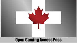 CTC: 4 Open Gaming Area 3 Day Pass for 3-5 May 2019