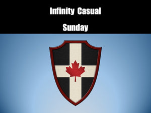 CTC: Infinity Casual Event, Sunday