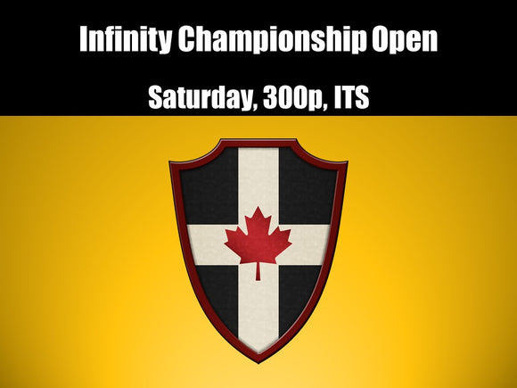 *CTC: Infinity Championship Open
