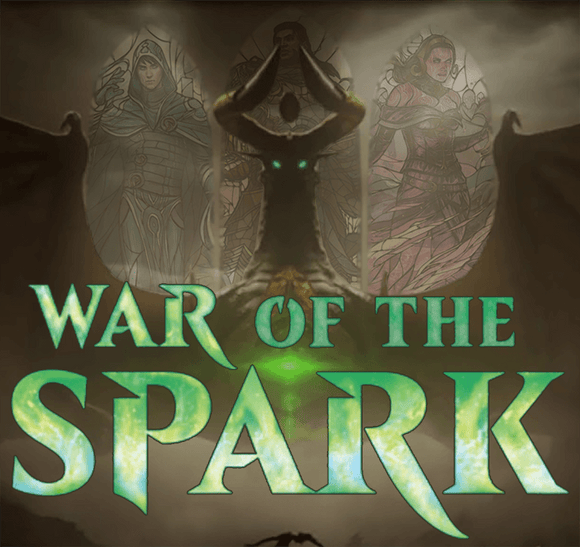 .CTC: MTG- War of the Spark Release Day Sanctioned Draft