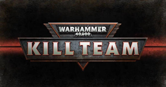 CTC: Warhammer 40k Kill Team. Saturday.