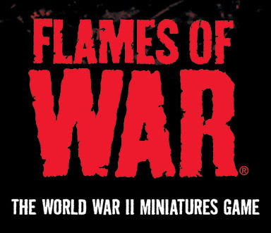CTC: Flames of War Tournament. Saturday