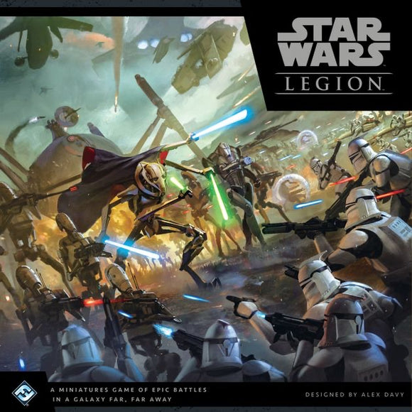 CTC: Star Wars Legion Tournament. Saturday.