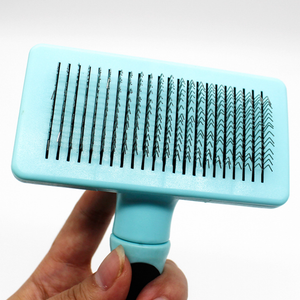 Handle Spill Brush Hair Pin TOILET Trimmer Comb Tool For Pet Dog Cat