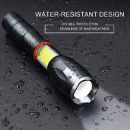 LED 8000 Lumens T6 Handheld Tactical Flashlight