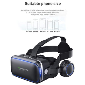 VR glasses headset