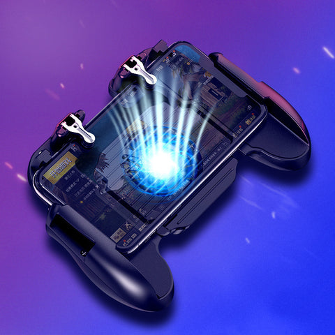 Heat Dissipation Gamepad Controller