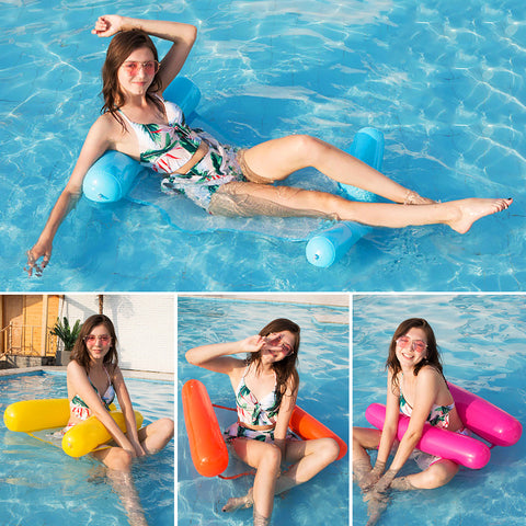 ( Free shipping) Inflatable Water Floating Hammock---Buy 2 for $29.9 only