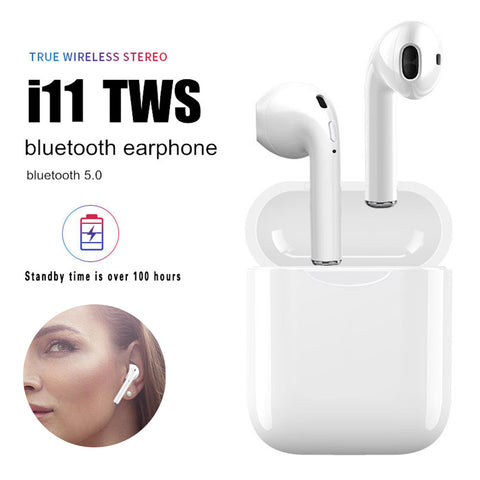 I11 Tws 5.0  Wireless Bluetooth Headset