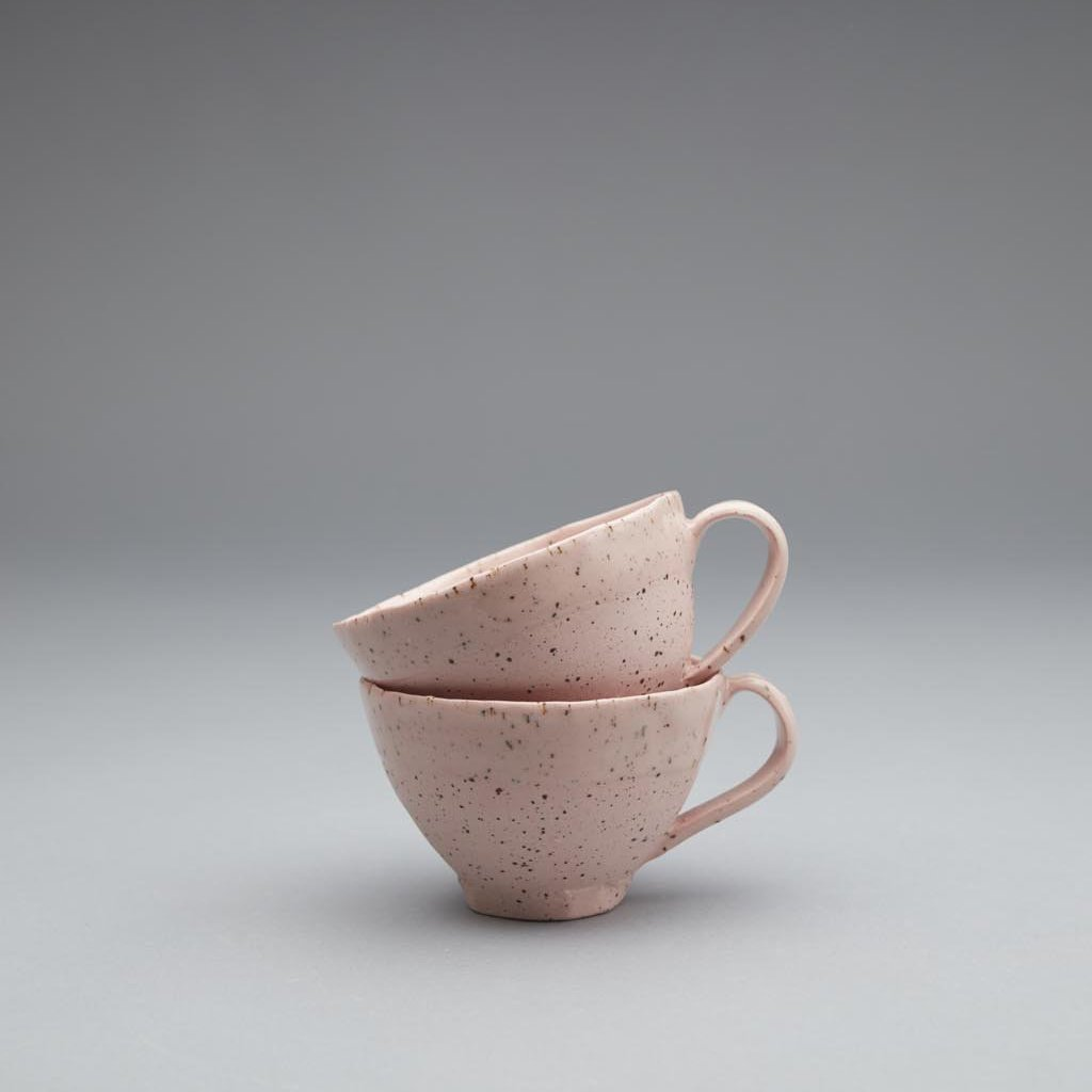 HANDMADE PINK CUP